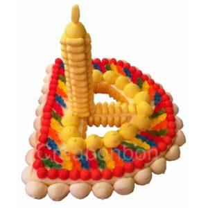 Gâteau de bonbons D et L